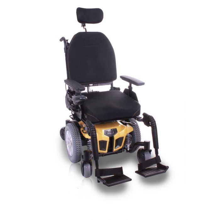 Custom Wheelchairs